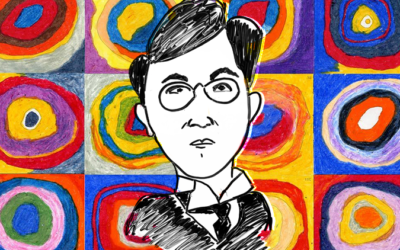 Spirit of Huntington's Artists Come Alive Rocks Out To Kandinsky