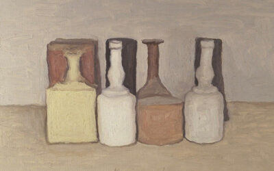Spirit of Huntington Gets Resourceful with Morandi-Inspired Still-Lifes