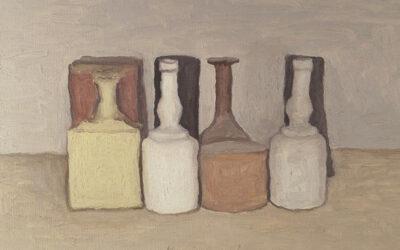 Spirit of Huntington Gets Resourceful with Morandi-Inspired Still-Lifes