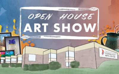 Join Us for Our 2021 Open House Art Show
